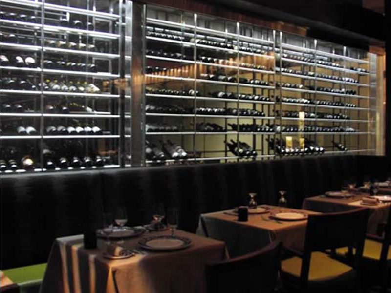 Kokomos Restaurant & Bar at the Mirage Hotel Las Vegas, NV